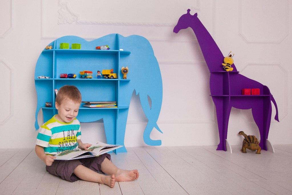Мебель в детскую своими руками из фанеры 24