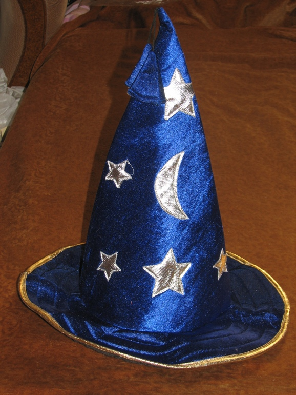 Сделать шляпу звездочета своими руками 84