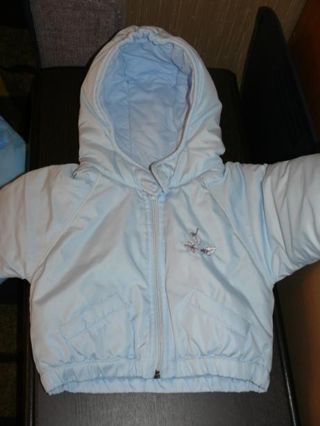 Куртка  на  синтепоне  детская  б/у.  Москва