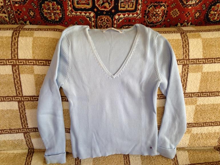 Джемпер  свитер  Tommy  Hilfiger.  Оригинал