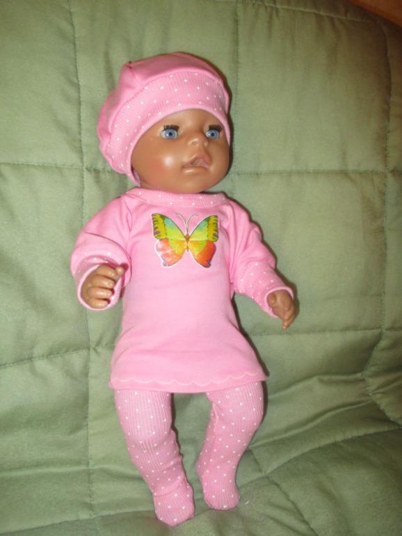 Сшить для кукол беби бон 499