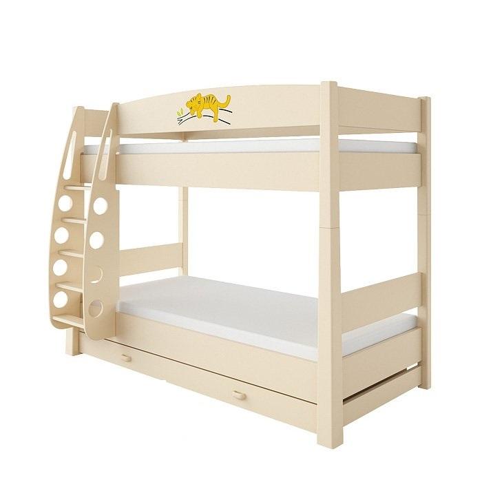 Двухъярусная кровать Саванна Meblik