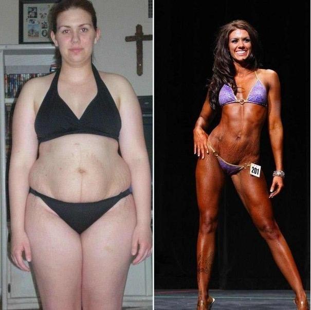 питание снижение веса