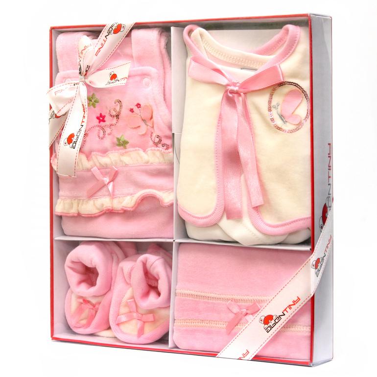 Подарки комплект для новорожденных 3