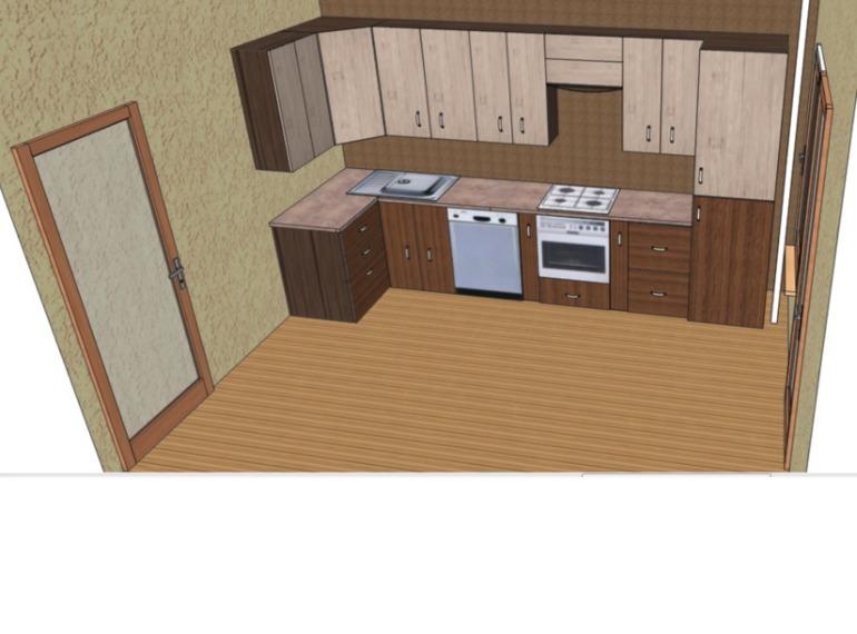 Дизайн кухни с газовой колонкой или котлом: как «вписать ...
