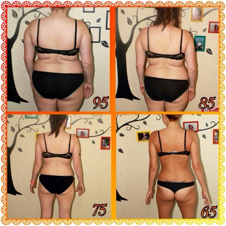 Как похудеть ляшкам за 3 дня в домашних условиях изображение 2