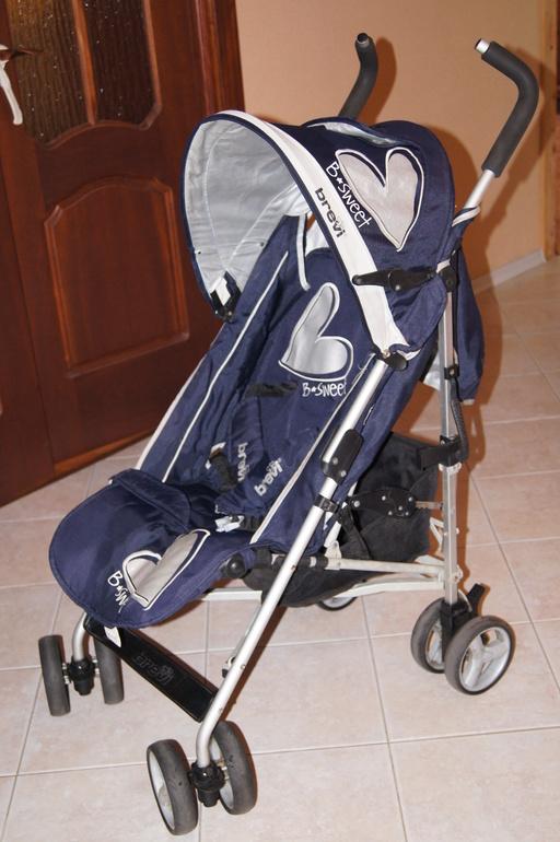 Прогулочная коляска-трость (Brevi) 2000 руб!