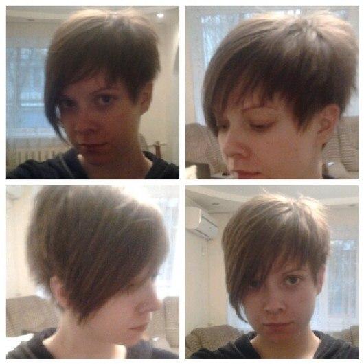 Как отрастить прическу с коротких волос