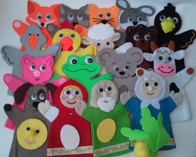 Картинки кукольный театр в детском саду своими руками 18