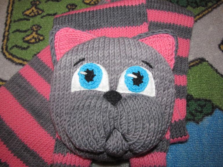 мои шарфики.