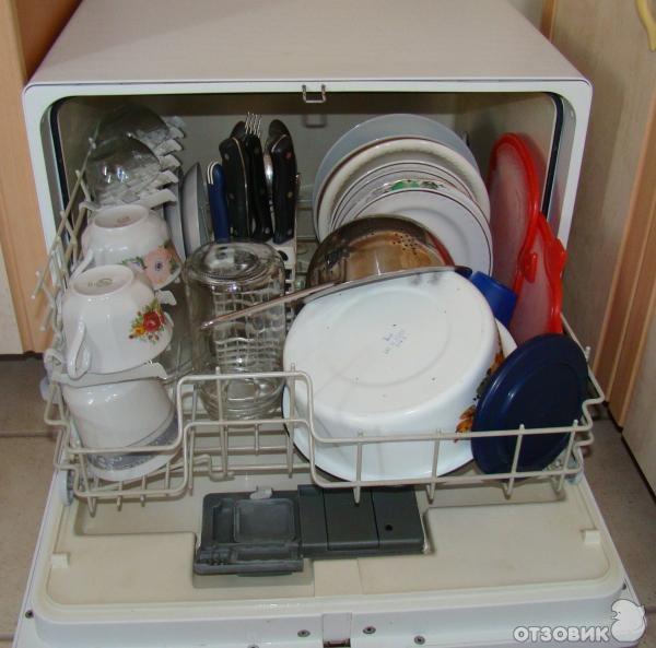 Посудомоечная машина в подарок женщине