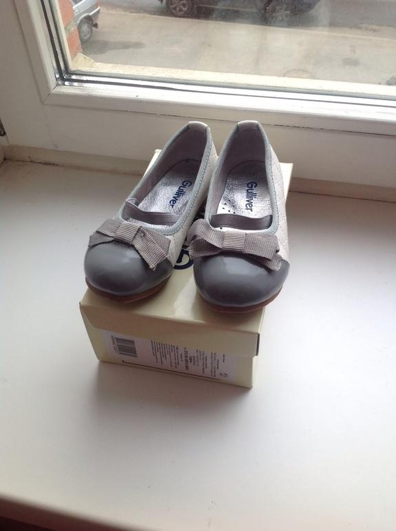 Модная обувка для девочки, в идеале и новая, размеры 26-27! Москва