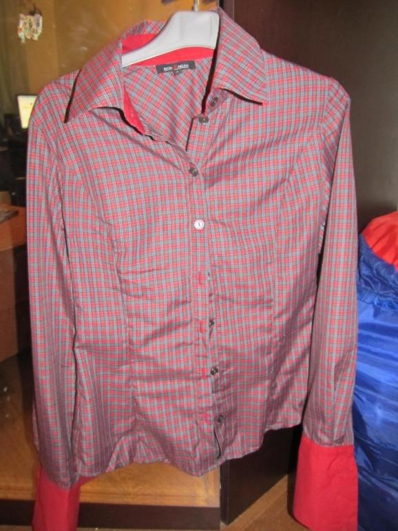 Рубашка Mon Marlen - 46 р. - 900 руб.