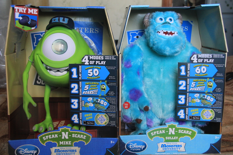 новые игрушки куклы и наборы *DISNEY* новое поступление университет монстров