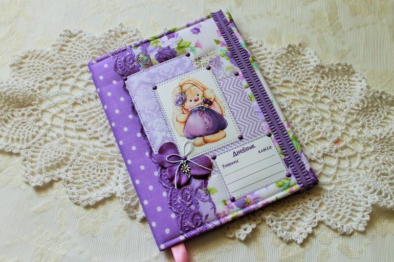 Дневник скрапбукинг своими руками 49