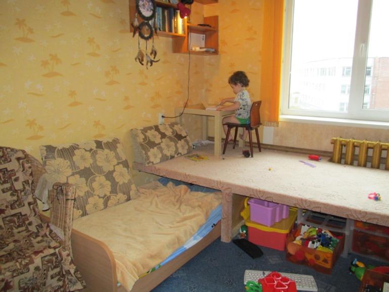Подиумы для детской комнаты своими руками 101