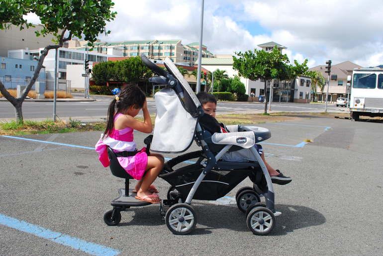 Englacha 2-in-1 Junior X Rider подставка-сиденье для старшего ребенка