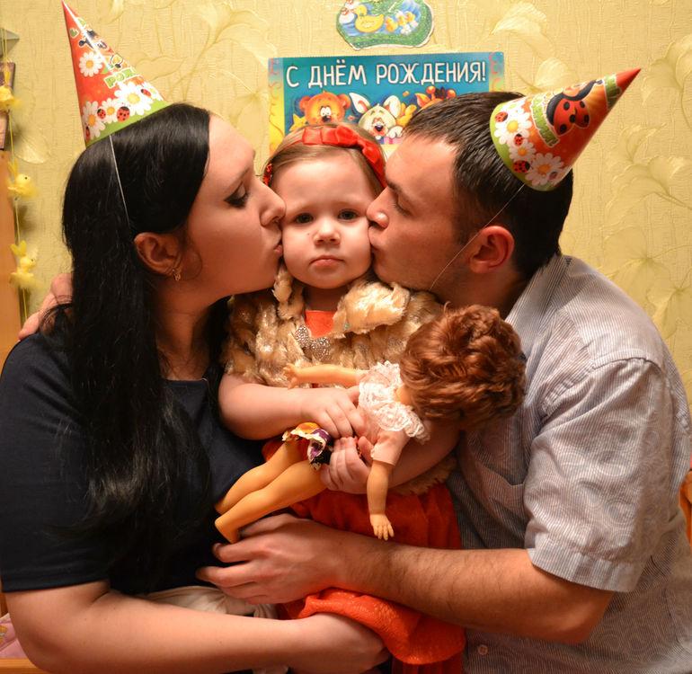 Фотоотчет о праздновании двухлетия)))