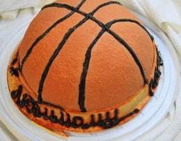 Из чего сделать оранжевую верхушку у торта?