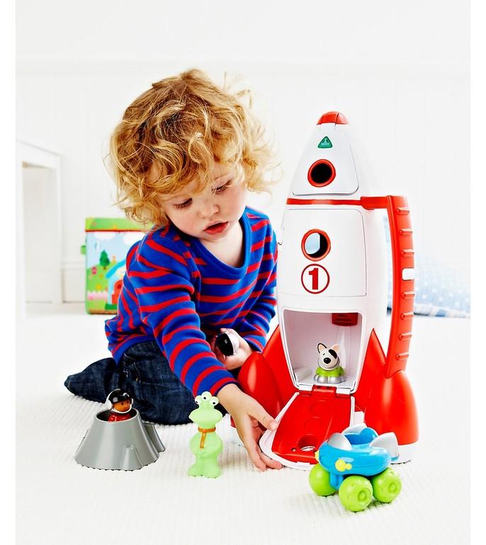 Ракета в подарок ребенку