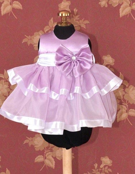 Купить Нарядное Платье Для Девочки На 1 Годик В Спб