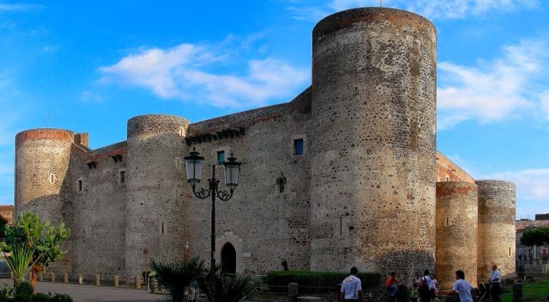 Sicily, Catania...однокомнатная квартира