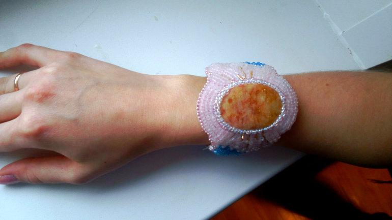 Мой браслет в коллекции Ярмарки мастеров