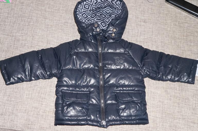 Куртка на мальчика. Осень весна.74 рр 500 р
