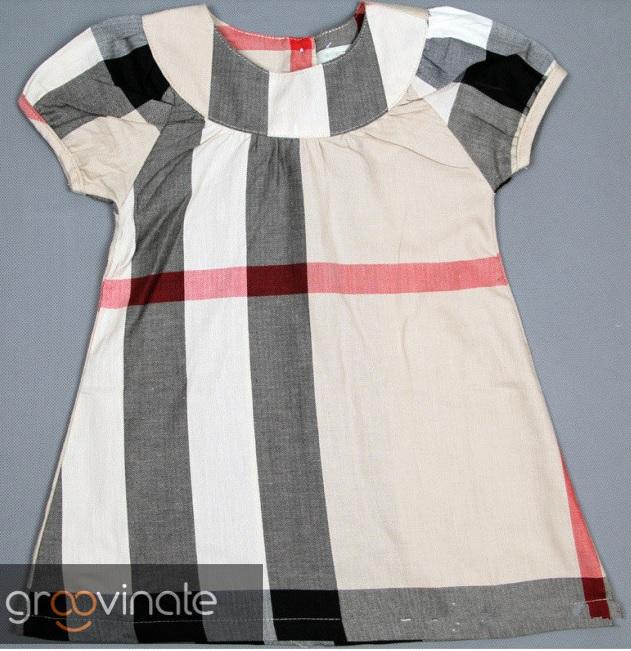 Платья под Барбери 2 вариант - 3 цвета по 350р