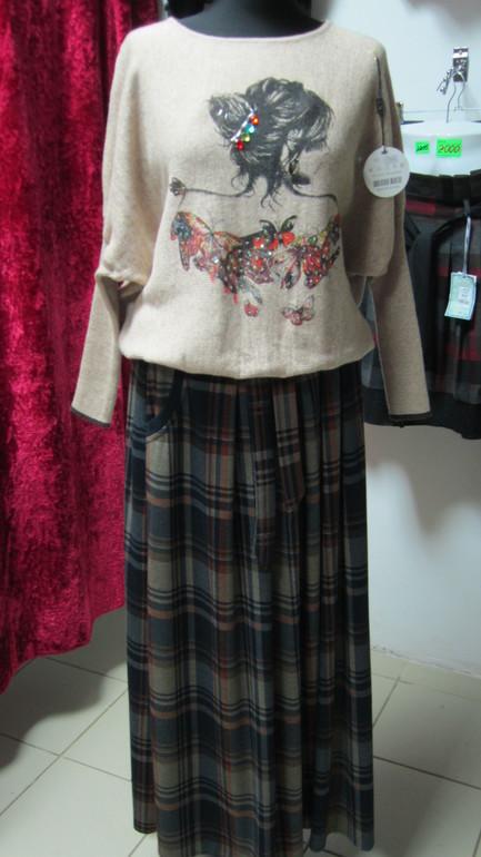 Женские юбки платья производство турция