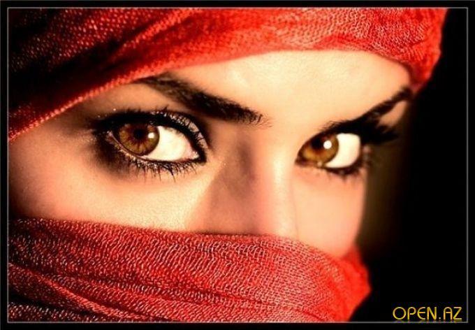 Глаза зеркало души...