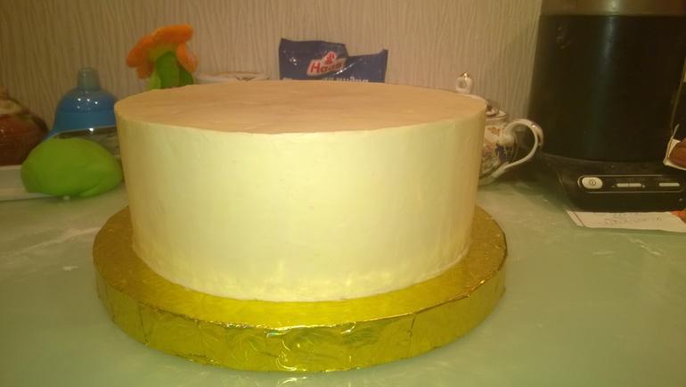 Чем лучше выравнивать торт