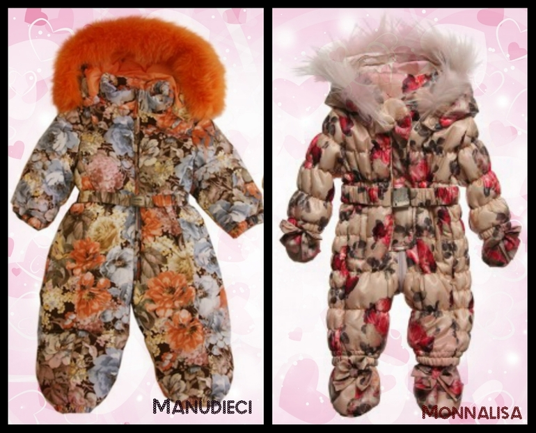 Manudieci, Monnalisa - как же красиво!