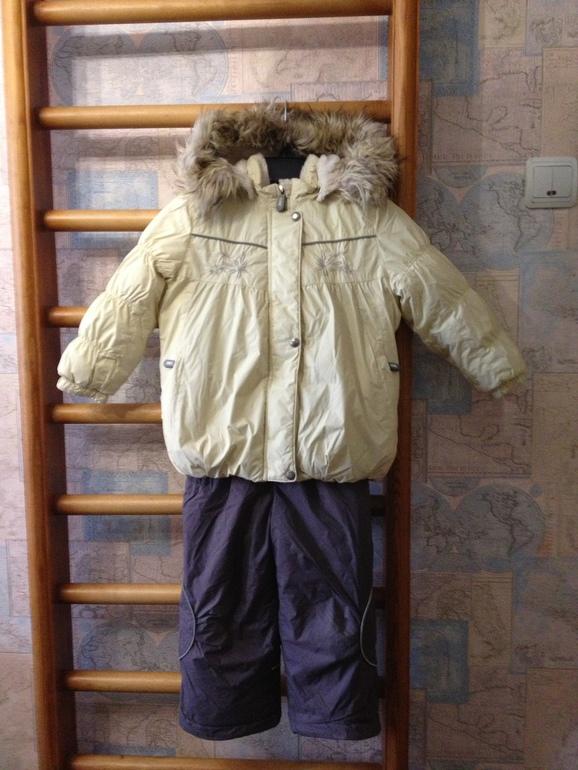Одежда  для  девочки  92-98  б/у