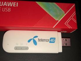 3G/4G Роутер (модем) Wi-Fi Telenor Huawei E8372