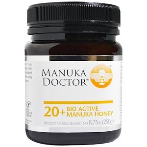 Биоактивный мед Manuka 250мл