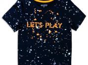 Новая футболка с коротким рукавом Me&We, 122 см