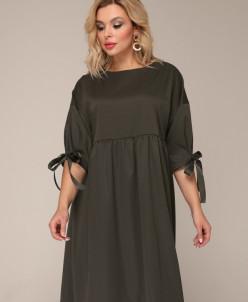 Платье 306/1 графит