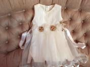 Милое платье на девочку размер 2 года Турция