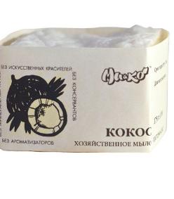 """Хозяйственное мыло """"Чистый кокос"""" MI&KO"""