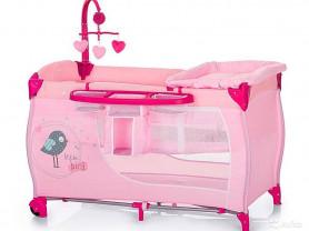 Новый Hauck Baby Center манеж-кровать в упаковке