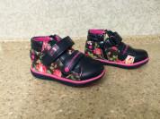 демисезонные ботиночки новые