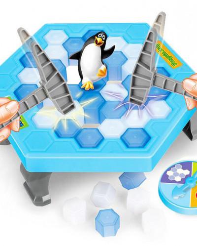 """Развлекательная игра """"Пингвин"""""""