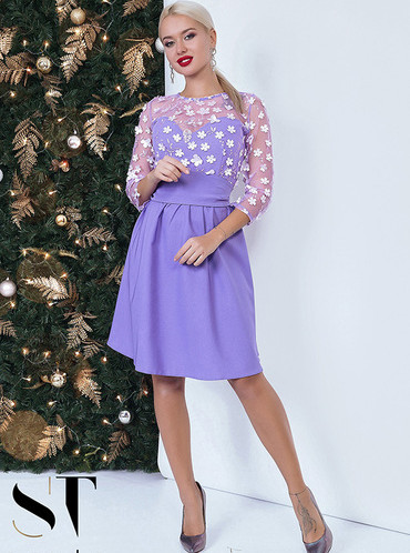 Платье 40597