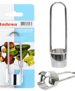 Спиральный нож для вырезания мякоти из овощей
