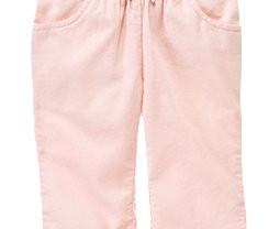 Розовые вельветовые брюки Gymboree 12-24 мес.