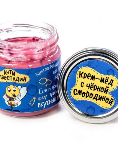 Крем-мёд Антипростудин 220гр