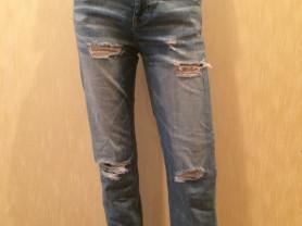 Летние джинсы Zara Wonan Premium Denim collection (размер 26)
