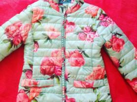 Красивая курточка на весну!
