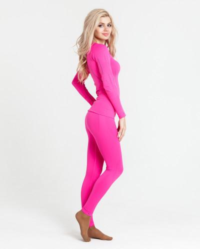 Женское термобелье Snow headquarter, розовый